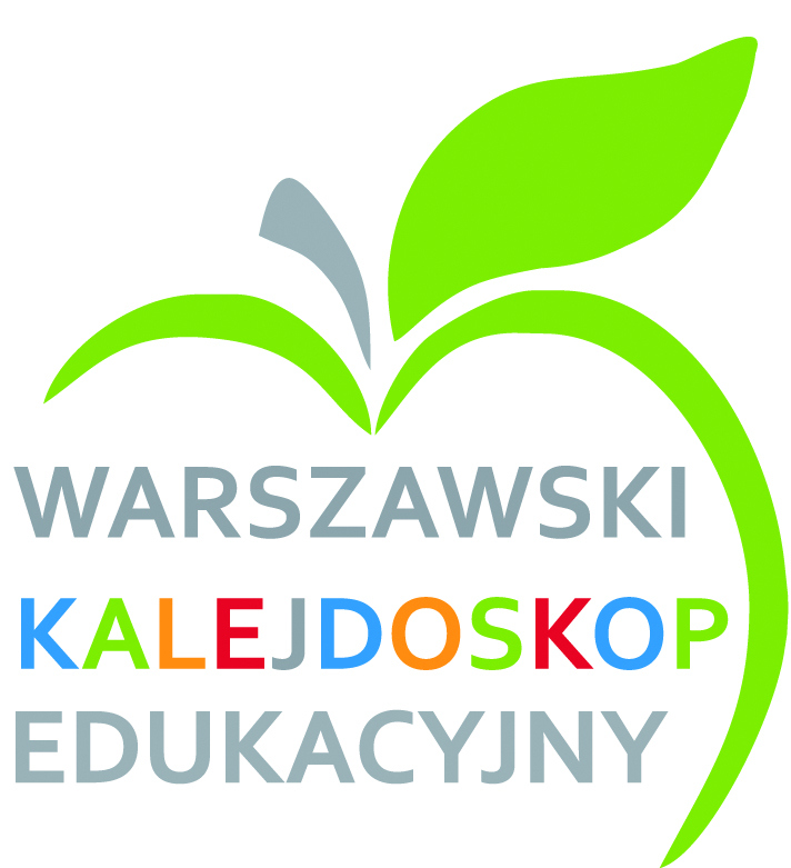 Logo Warszawskiego Kalejdoskopu Warszawskiego